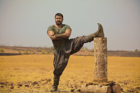"Actor Mohanlal New Still from ""Kayamkulam Kochunni"""