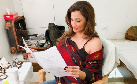 Daisy Shah resumes shooting for Race 3!