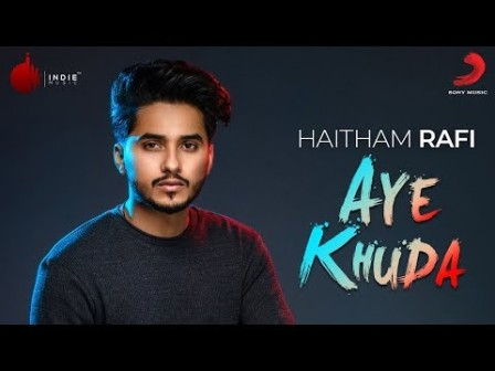 Haitham Mohammed Rafi's First Original Single Releases on Eve o