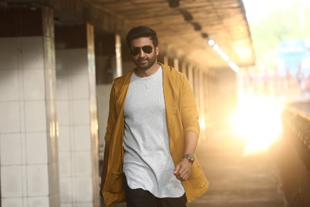 Pantham Movie Exclusive Stills