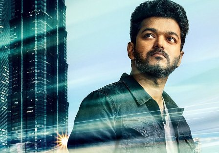 Sarkar Tamil Movie Posters