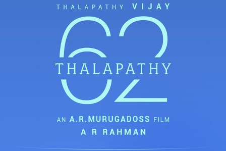 Thalapathy 62 First look and Movie Title