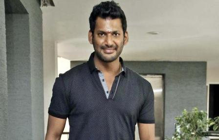 Vishal donates 10L to Kerala CM Distress Relief Fund