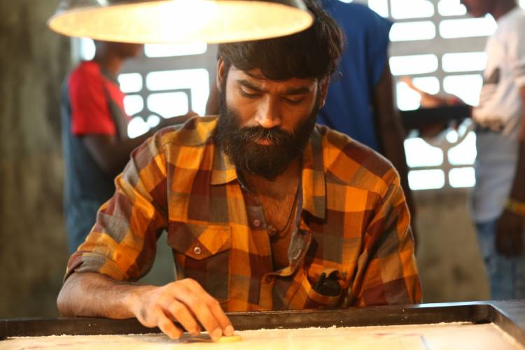 Dhanush Stills from VADA CHENNAI