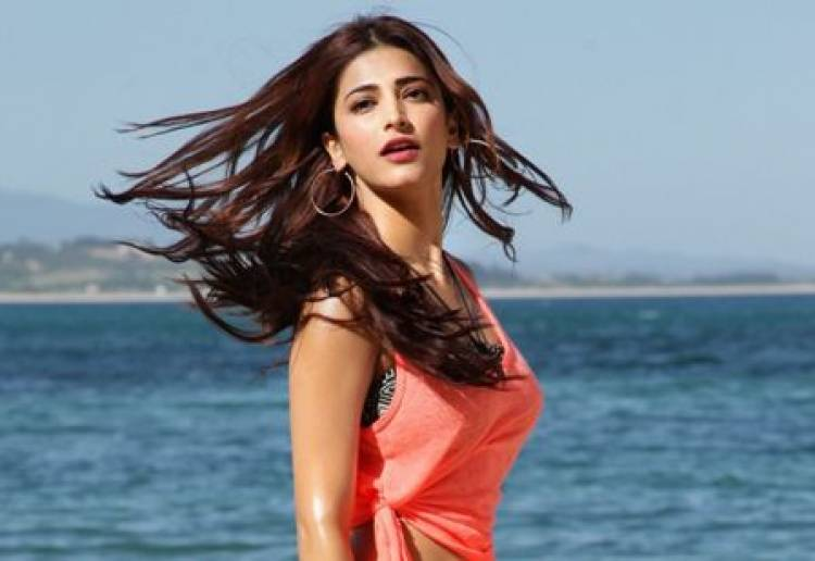 Shruti Haasan to team up with Nucleya