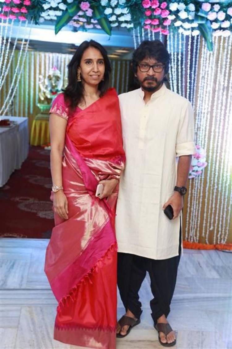 Bigg Boss Tamil fame Suja Varunee Marriage Stills