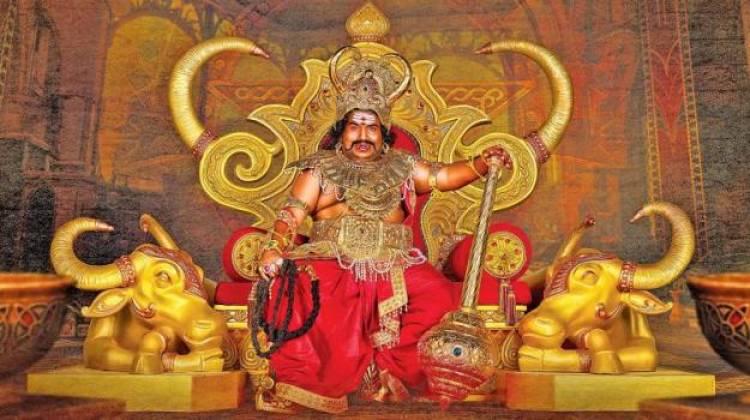 யோகிபாபு நடிக்கும் 'தர்ம பிரபு' படத்திற்காக ஒரு பாடலுக்கு நடனமாடும் மேக்னா நாயுடு