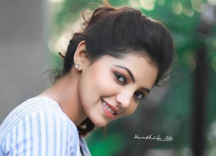 Actress Athulya Ravi Birthday