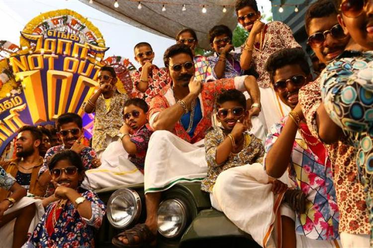 Maari 2 Movie Cast & crew and Stills