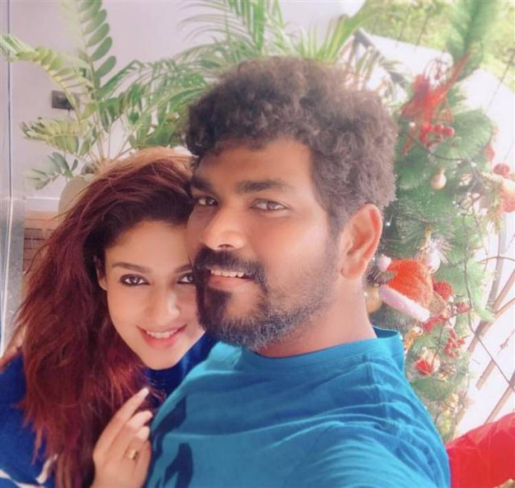Christmas celebrations from Nayanthara and Vignesh Shivan