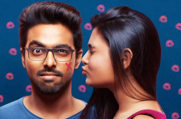 100 Percent Kaadhal Movie Poster