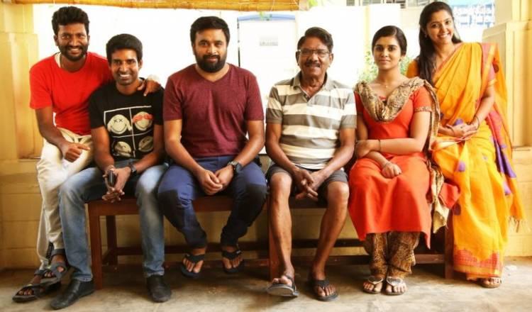 Bharathiraja-Sasikumar starrer 'Kennedy Club' creates new history