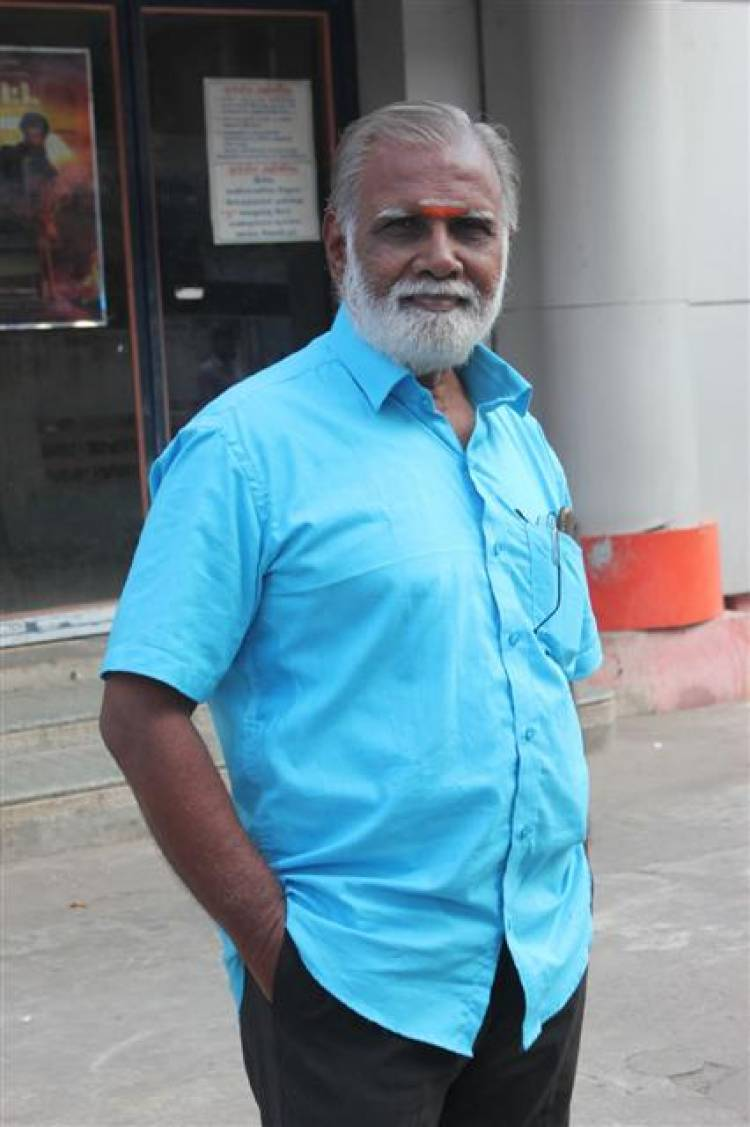 Actor Karate Venkatesan gallery