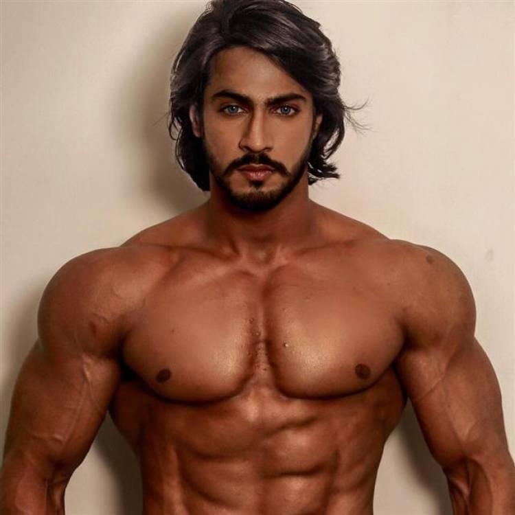 Actor Anoop Thakur Singh Exclusive Stills