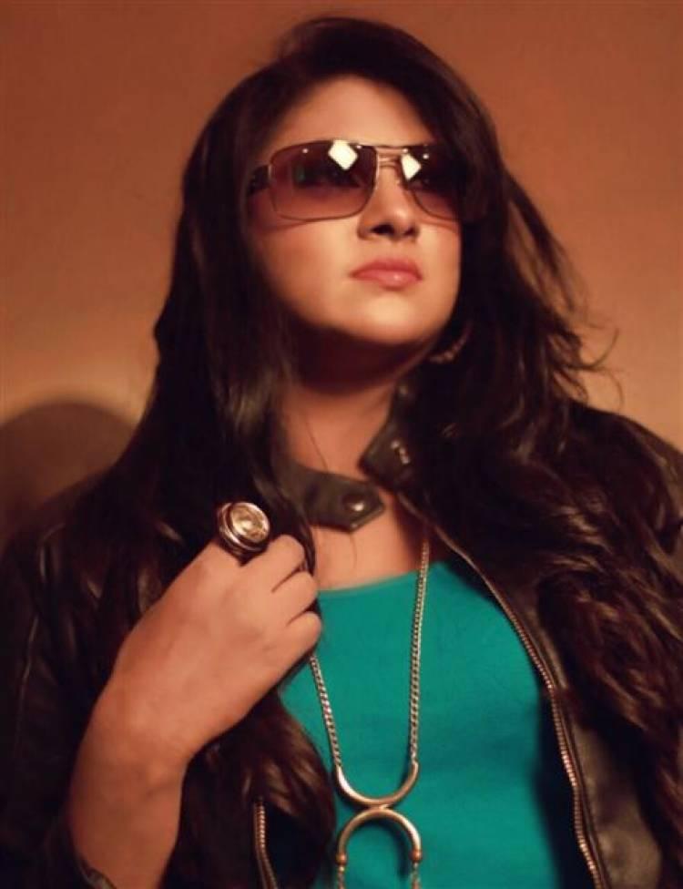 Actress Puvisha's Dashing Photoshoot Stills