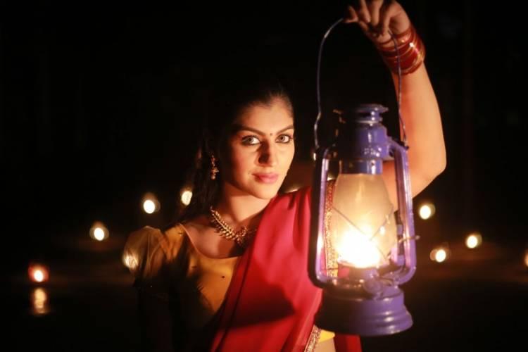 கழுகு-2 வில் ஒரு பாடலுக்கு நடனம் ஆடிய யாஷிகா ஆனந்த்..!
