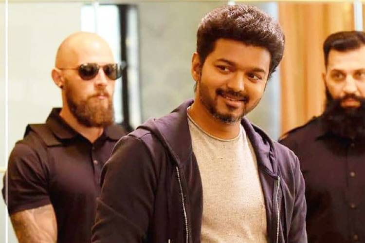 Major update from Thalapathy 63 Today