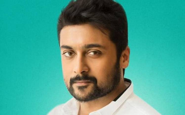 "Actor Surya to Launch ""DEV"" Trailer"