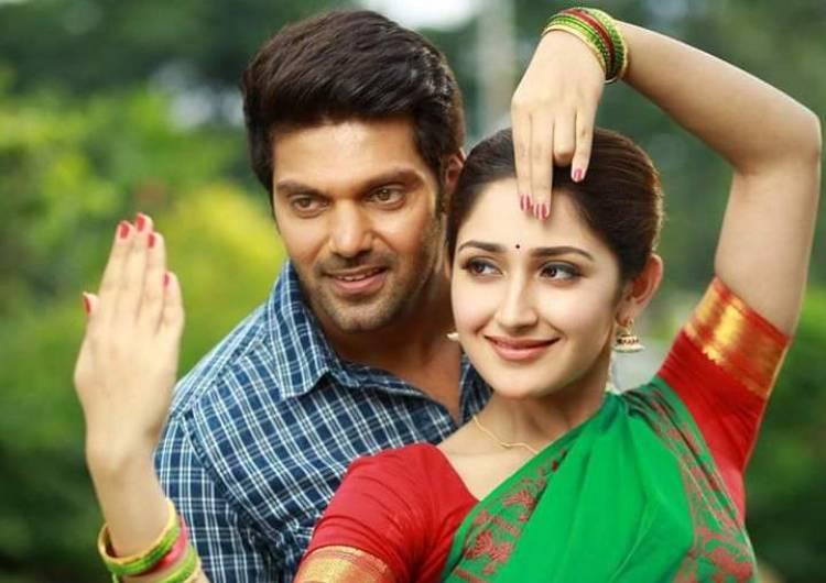 Arya to marry Sayyeshaa