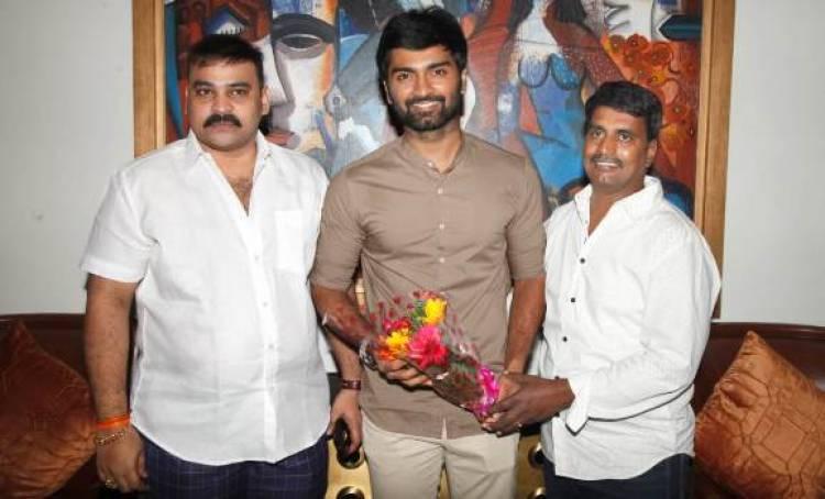 """Atharvaa Murali and Director Kannan new film """"Production No.3"""""""
