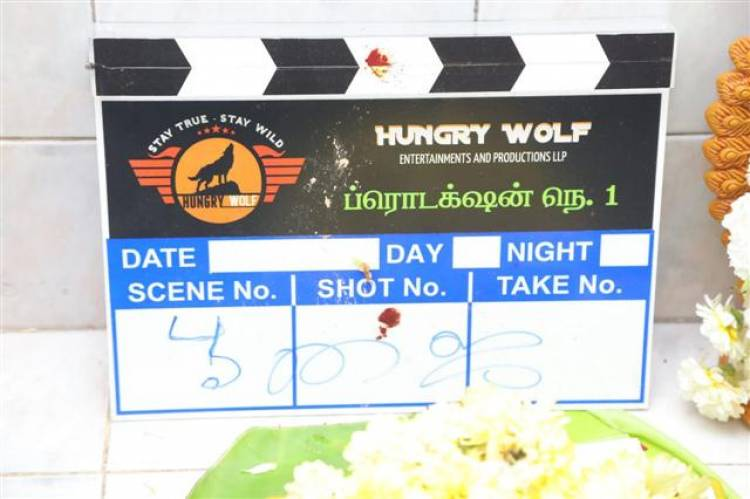 Hungry Wolf Entertainment and Production LLP new project