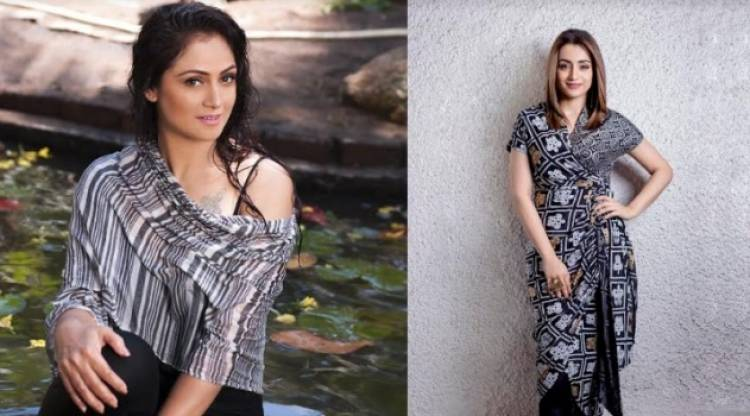 Trisha and Simran to join for a mega budget action adventure film