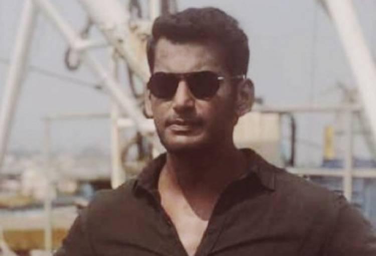 48 மணி நேரம் இடைவிடாமல் நடித்த நடிகர் விஷால்