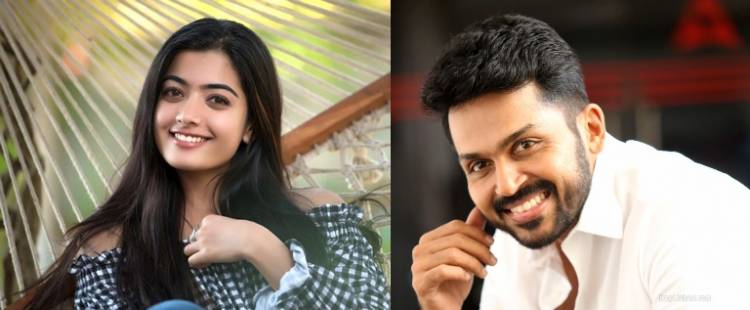 Karthi's new film 'K 19' produced by Dream Warrior Pictures