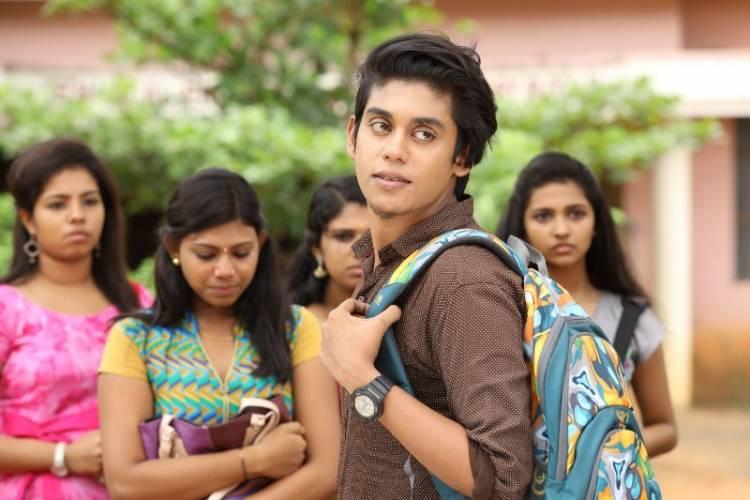 Actor Akshay Krishnan becomes a real hero in real life