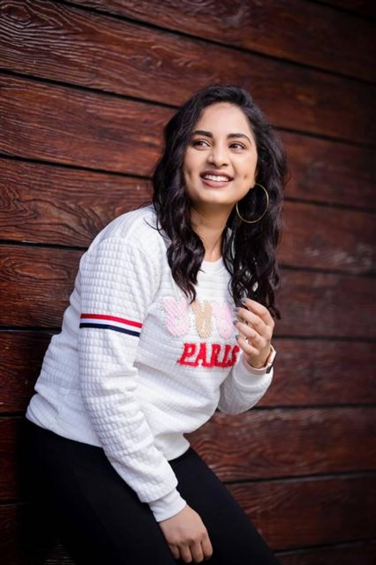 Actress Srushti Dange New HD Stills