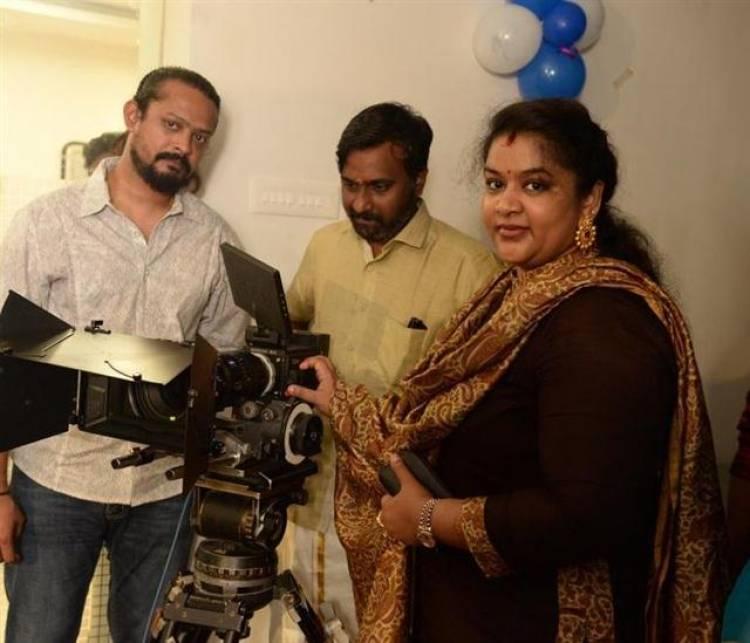 Khaki Movie Pooja Stills