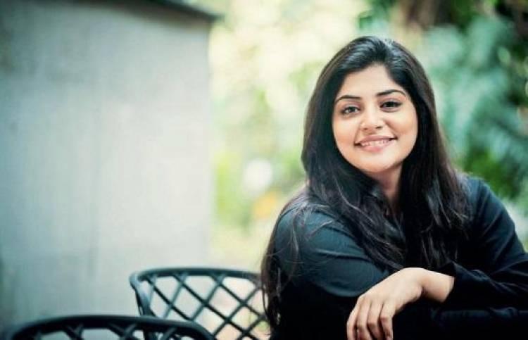 Actress Manjima Mohan Birthday