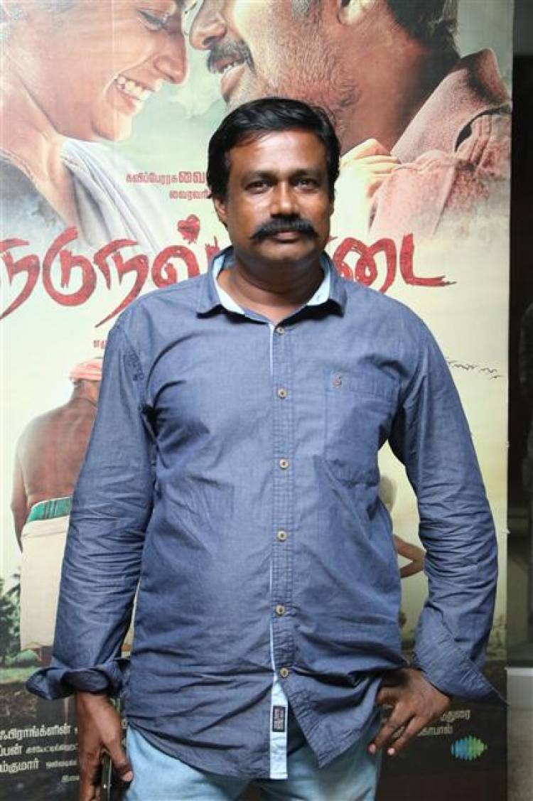 """Nedunalvaadai"" Movie Success Meet Stills"