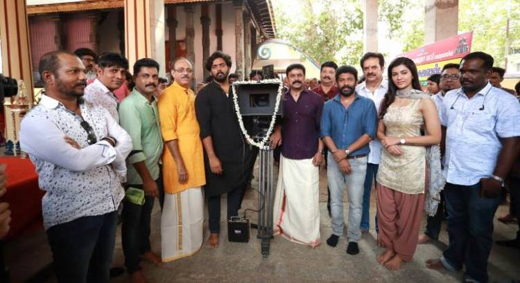 Actor Dileep's Jack Daniel Starts with Pooja Today