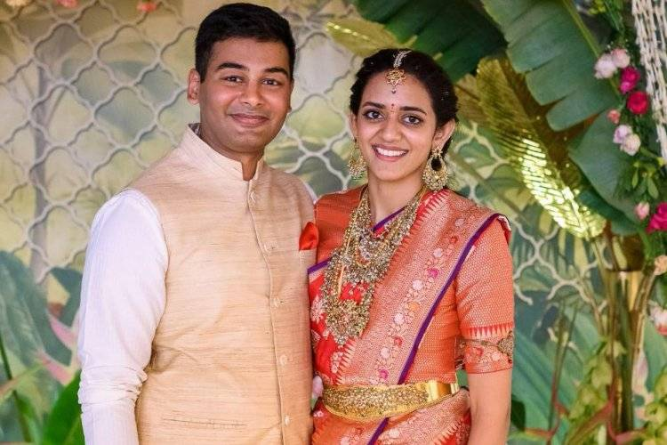 Actor Venkatesh Daughter Wedding Stills