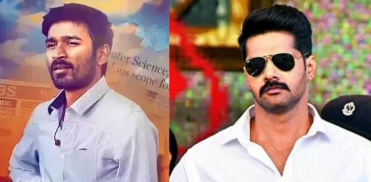 """Naveen Chandra gets onboard for Sathya Jyothi Films """"Production No. 34"""" starring Dhanush"""