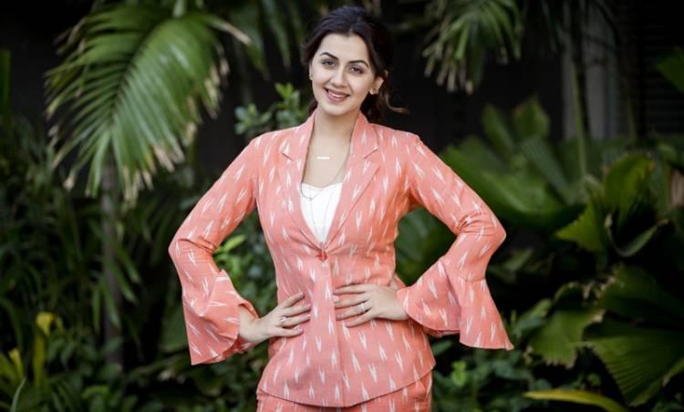 Actress Nikki Galrani PhotoShoot Stills