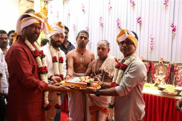 """Darbar"" Shoot Starts With Pooja Today"