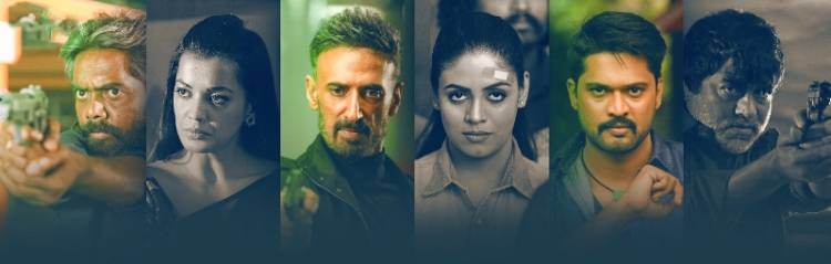 'Coffee' starring Rahul Dev, Mughda Godse and Iniya