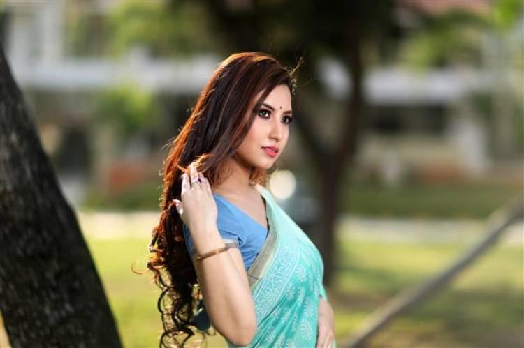 Actress Nazmaa Sultana New Stills