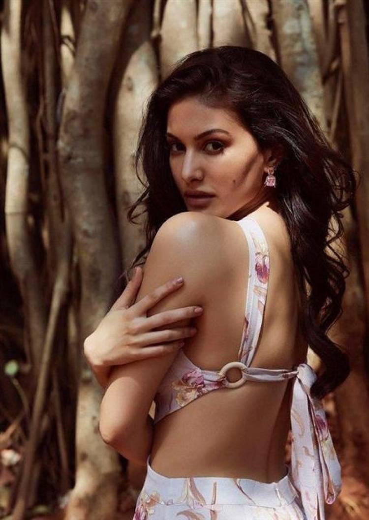 Actress Amyra Dastur Stunning Stills