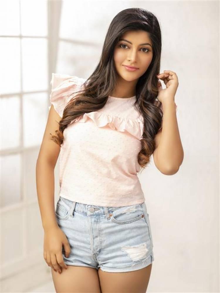 Actress Rohini Munjal Stills