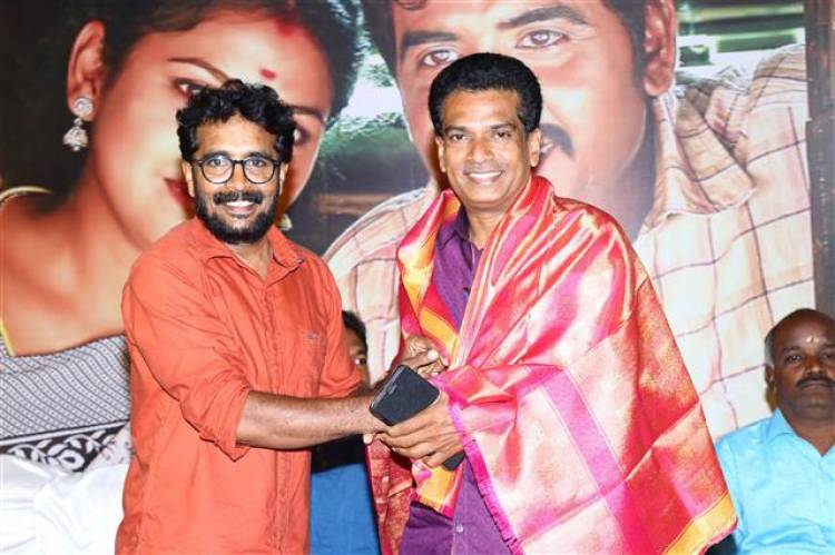 Vakiba ( Vannakkili Bharathi ) Movie Audio Launch Stills
