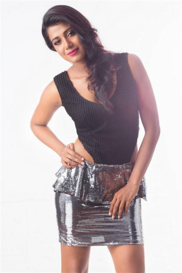 Actress Shilpa Manjunath Latest Photoshoot Stills