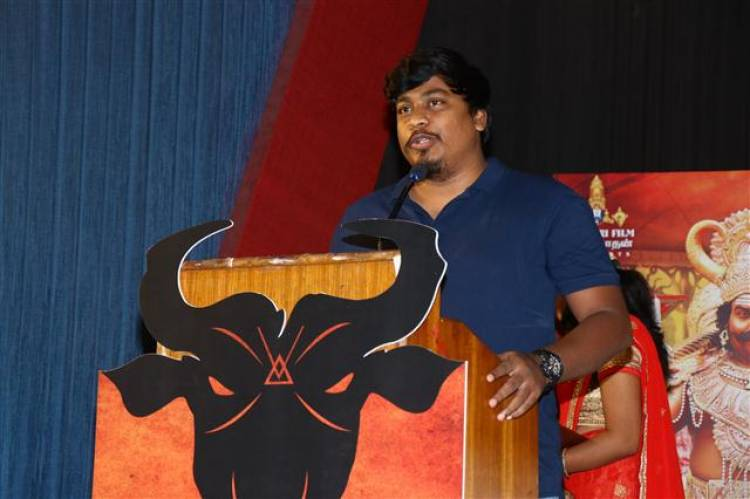 """Dharmaprabhu"" Movie Audio Launch Stills"
