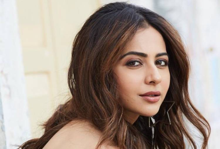 Actress Rakul Preet Singh Stills