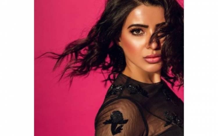 Samantha Akkineni raises temperature in black sheer gown Take a look