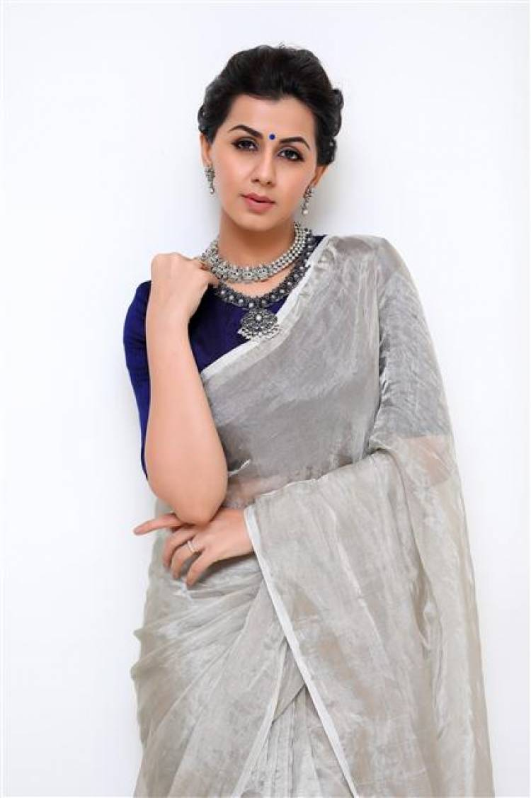 Actress Nikki Galrani Gorgeous Stills