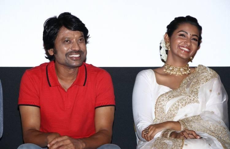 Priya Bhavani Shankar will become a popular Bollywood Actress: SJ Suryah