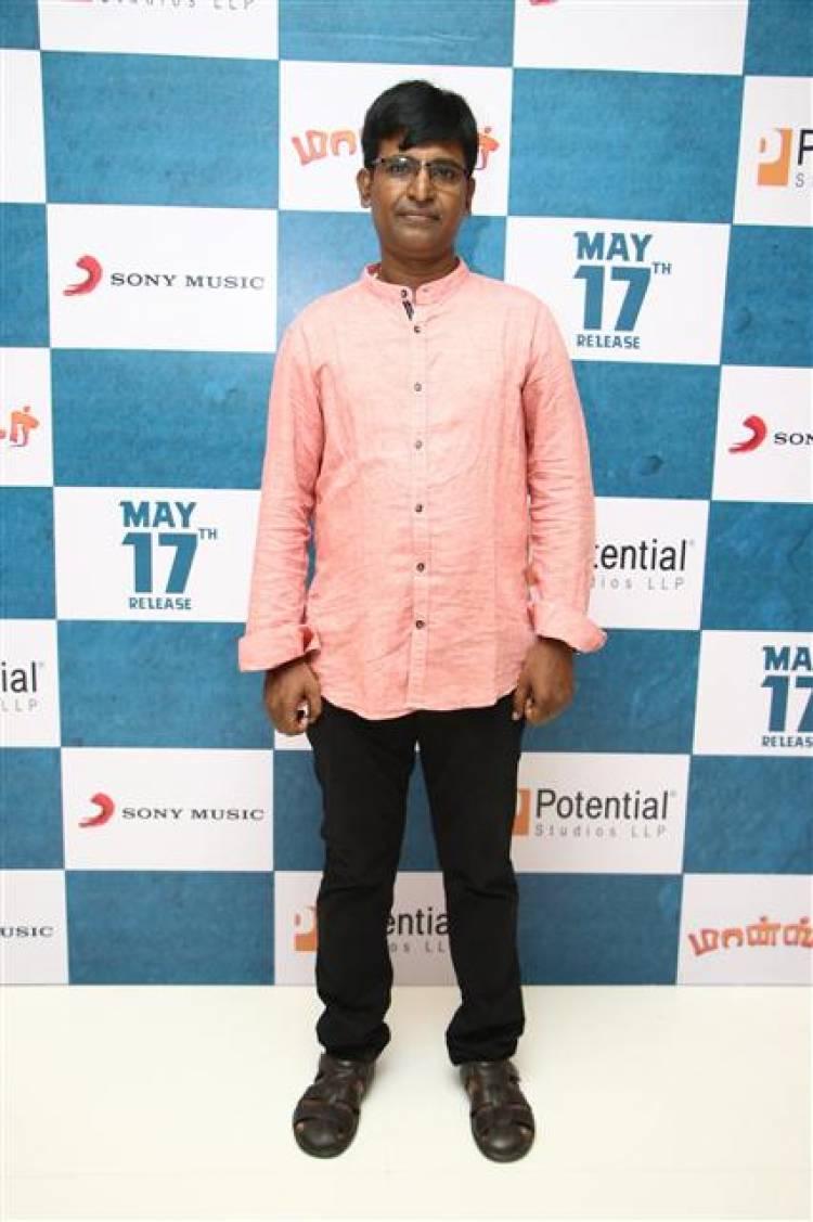 """MONSTER"" Tamil Movie Audio Launch Stills"